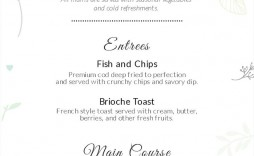 005 Shocking Dinner Party Menu Template High Def  Card Free Italian Word