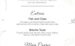005 Shocking Dinner Party Menu Template High Def  Word Elegant Free Google Doc