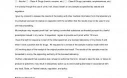 005 Shocking Drug Test Result Form Template High Resolution  Free