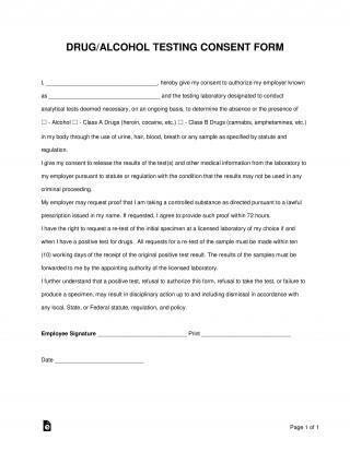005 Shocking Drug Test Result Form Template High Resolution  Free320