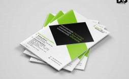 005 Shocking Free Brochure Template Psd Picture  A4 Download File Front And Back Travel