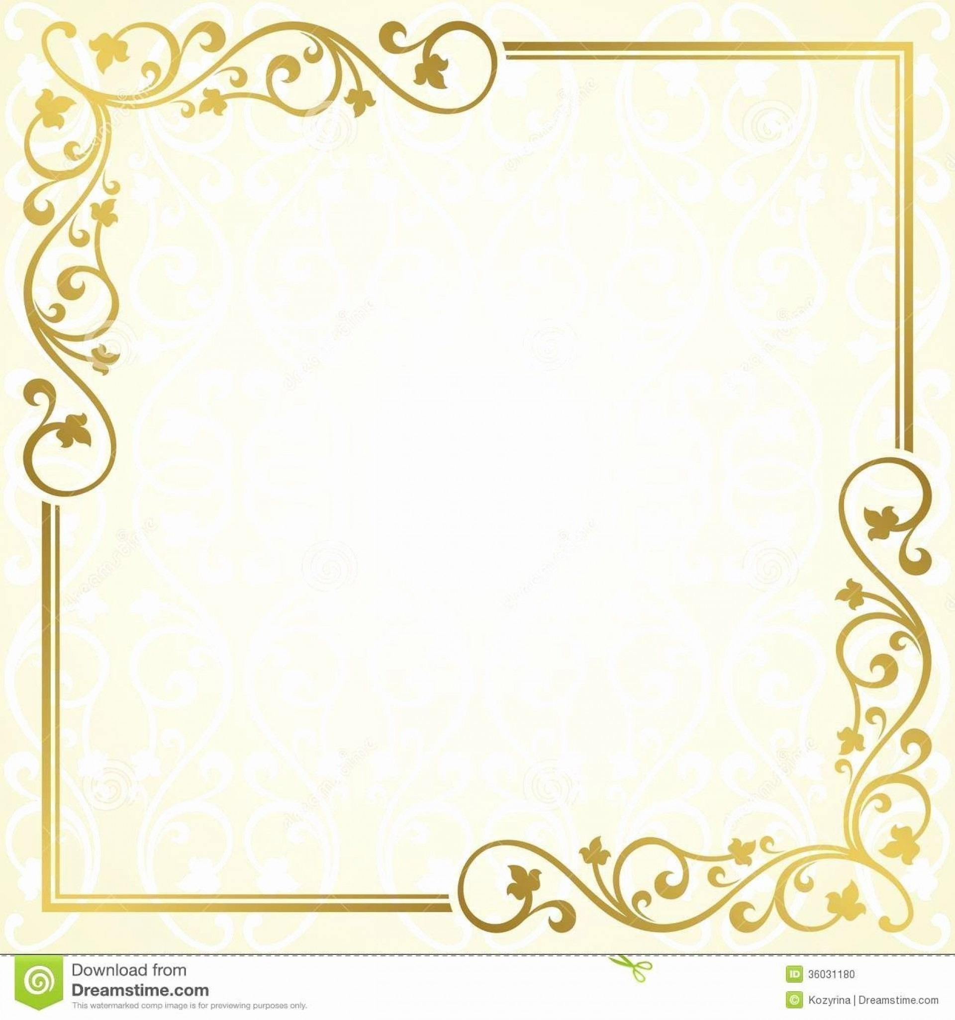 005 Shocking Free Download Invitation Card Format Picture  Birthday Tamil Marriage In Word1920
