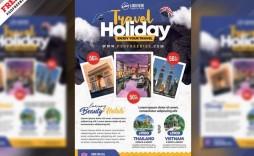 005 Shocking Free Travel Flyer Template Download Inspiration