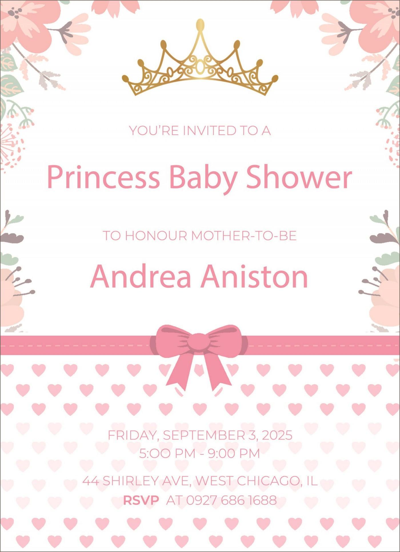 005 Shocking Microsoft Word Invitation Template Baby Shower Example  M Invite Free1400