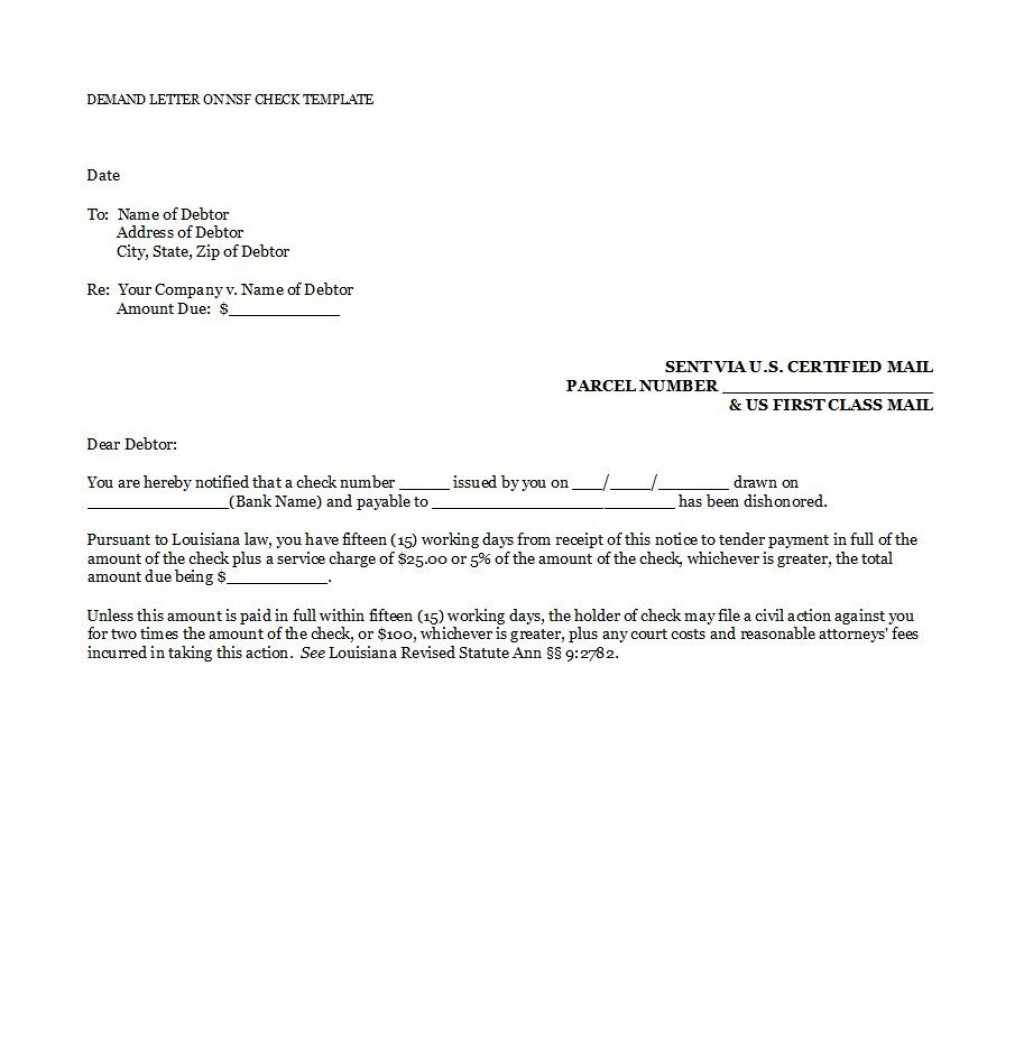 005 Shocking Payment Demand Letter Template Free High Resolution  Final ForLarge