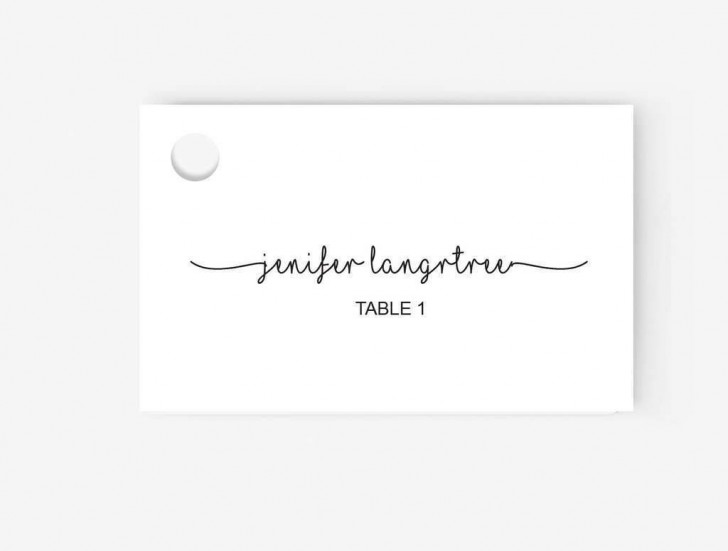 005 Shocking Place Card Template Word High Definition  Free Name Folding Microsoft Table728