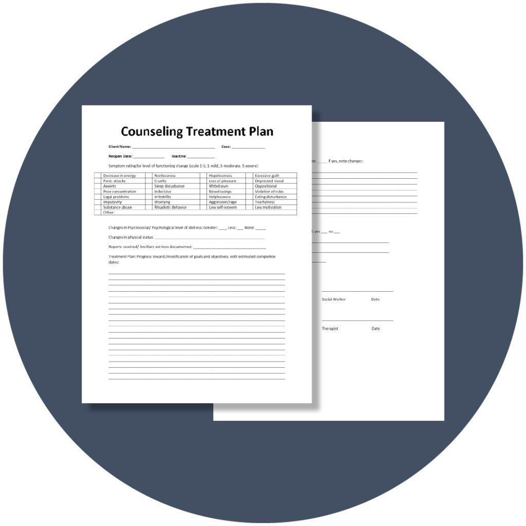 005 Shocking Psychotherapy Treatment Plan Template High Resolution  Counselling Sample TherapyLarge