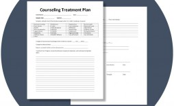 005 Shocking Psychotherapy Treatment Plan Template High Resolution  Counselling Sample Therapy