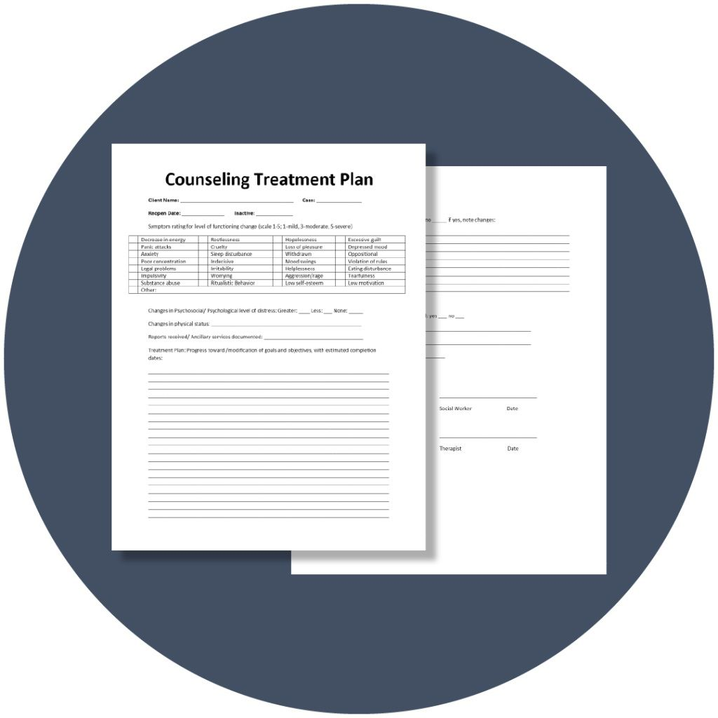 005 Shocking Psychotherapy Treatment Plan Template High Resolution  Counselling Sample TherapyFull