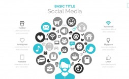 005 Shocking Social Media Powerpoint Template Sample  Templates Report Free Social-media-marketing-powerpoint-template