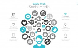 005 Shocking Social Media Ppt Template Free Image  Download Report Powerpoint