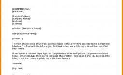 005 Simple Formal Busines Letter Template High Definition  Pdf Australia Format