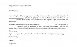 005 Simple Letter Of Appreciation Template High Resolution  Example Employee Usmc Format For The