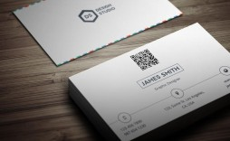 005 Simple Minimalist Busines Card Template Psd High Resolution