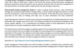 005 Simple Software Project Management Plan Example Pdf Image  Risk