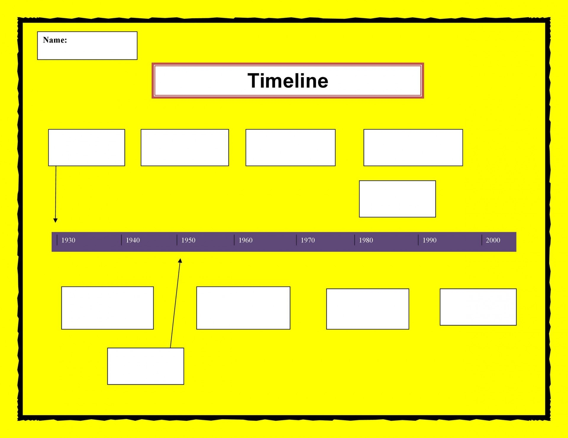 005 Simple Timeline Template For Word Sample  Wordpres Free1920