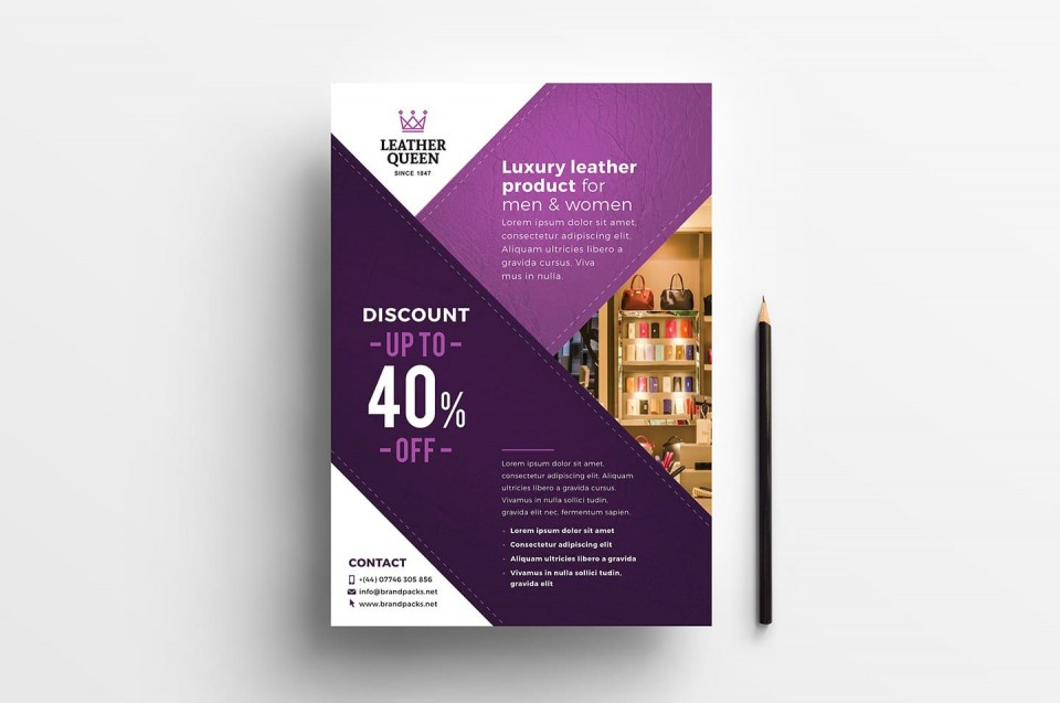 005 Singular Adobe Photoshop Psd Poster Template Free Download Highest Quality 960