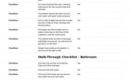 005 Singular Construction Punch List Template Image  New Home Pdf