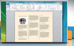 005 Singular Format Brochure Word 2007 Highest Quality