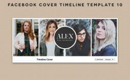 005 Singular Free Facebook Cover Template Inspiration  Templates Photoshop