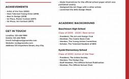 005 Singular Free High School Resume Template Word Design  Student