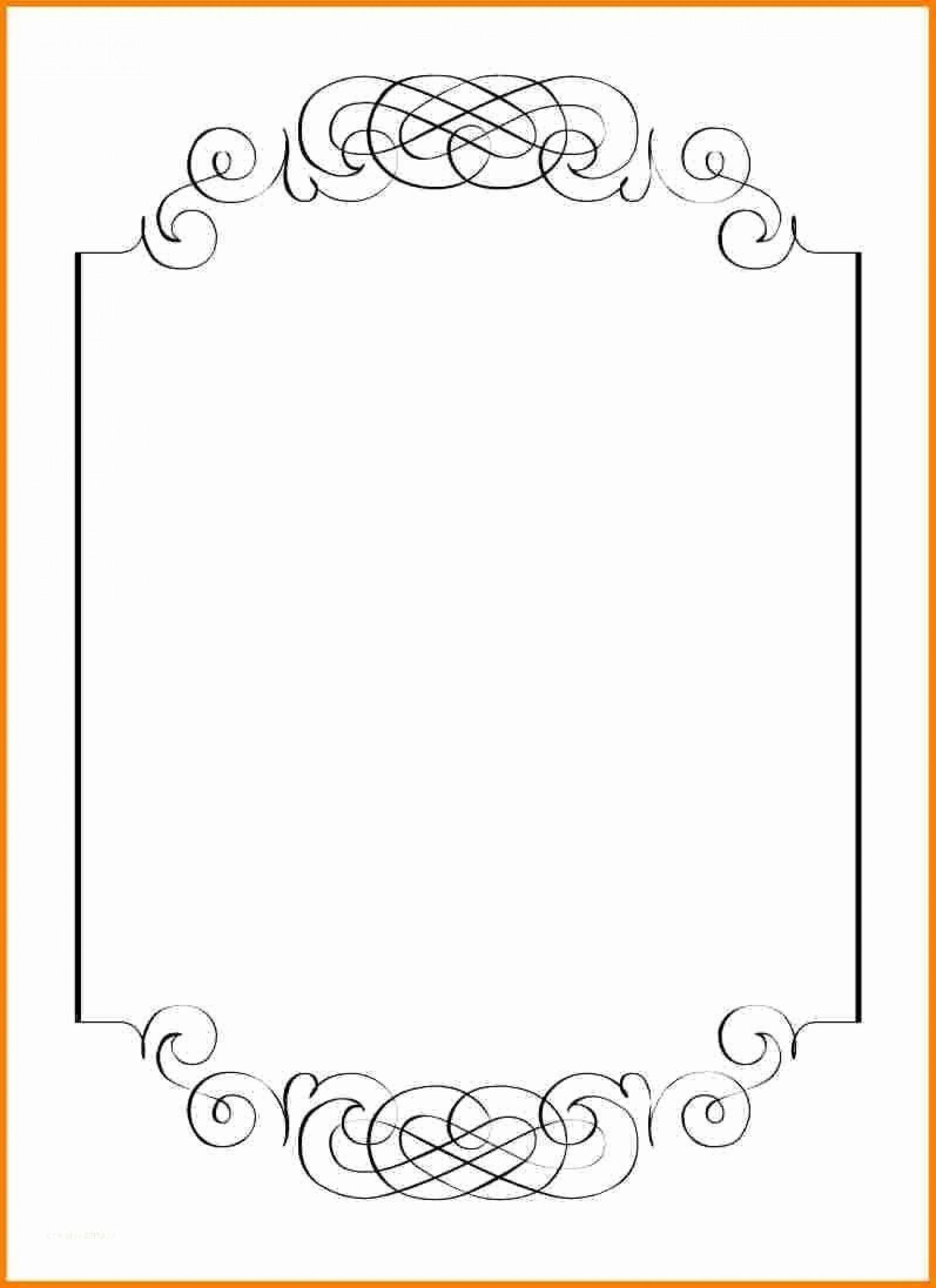 005 Singular Free Wedding Invitation Template For Word 2019 Image 1920