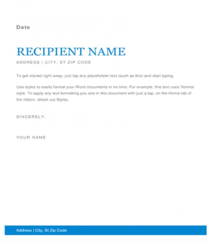 005 Singular Microsoft Word Memo Template Free Highest Clarity  Download728