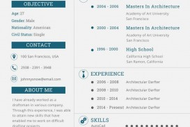 005 Singular One Page Resume Template High Resolution  Word Free For Fresher Ppt Download Html