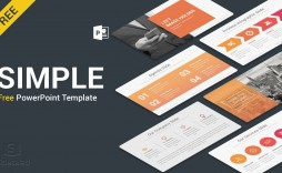 005 Singular Ppt Presentation Template Free Highest Quality  Professional Best For Corporate Download