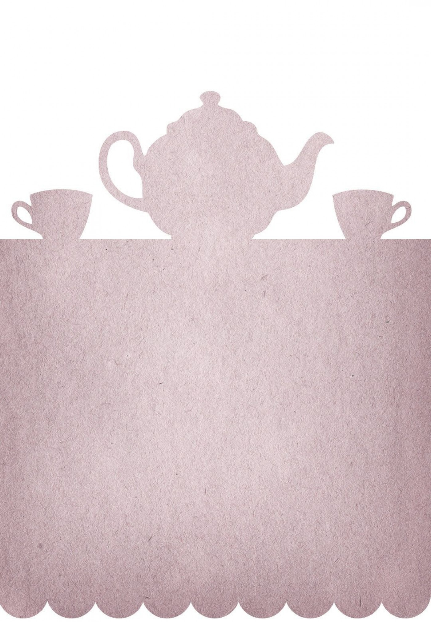 005 Singular Tea Party Invitation Template Free Example  Vintage Princes Printable1400