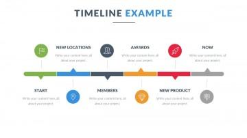 005 Singular Timeline Format For Presentation High Definition  Template Presentationgo Example360