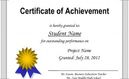 005 Staggering Award Certificate Template Word High Resolution  Doc Sample Wording Scholarship