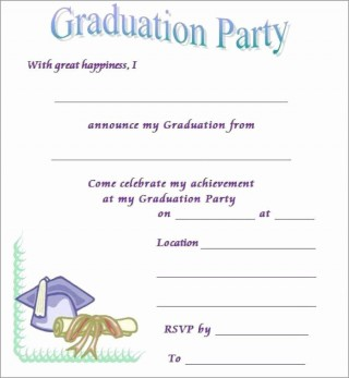005 Staggering Free Graduation Invitation Template Printable Inspiration  Preschool Party Kindergarten320