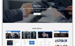 005 Staggering Free Html5 Web Template High Resolution  Responsive With Navigation Css3 Bootstrap