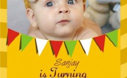 005 Staggering Free Online Birthday Invitation Card Maker With Name And Photo Design