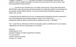 005 Staggering Letter Of Recommendation Template For College Student Highest Quality  Sample From Professor