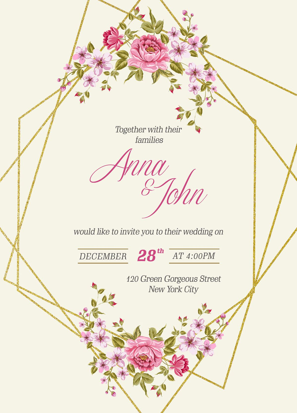 005 Staggering Photoshop Wedding Invitation Template Concept  Templates Hindu Psd Free Download CardFull
