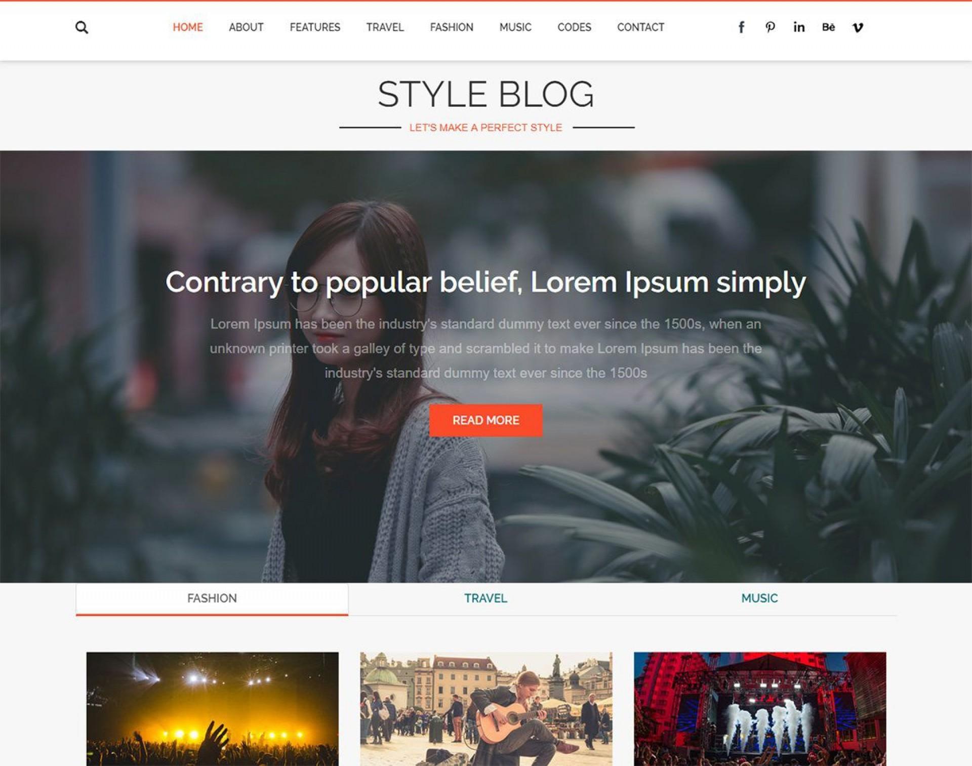 005 Stirring Best Free Responsive Blogging Theme Highest Quality  Blogger Template 2019 Wordpres Blog Download1920