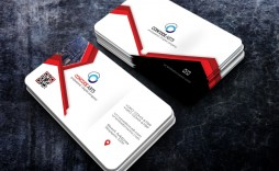 005 Stirring Busines Card Template Free Download Example  Psd File Pdf Ppt