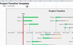 005 Stirring Excel Project Timeline Template Design  2020 Xl Tutorial
