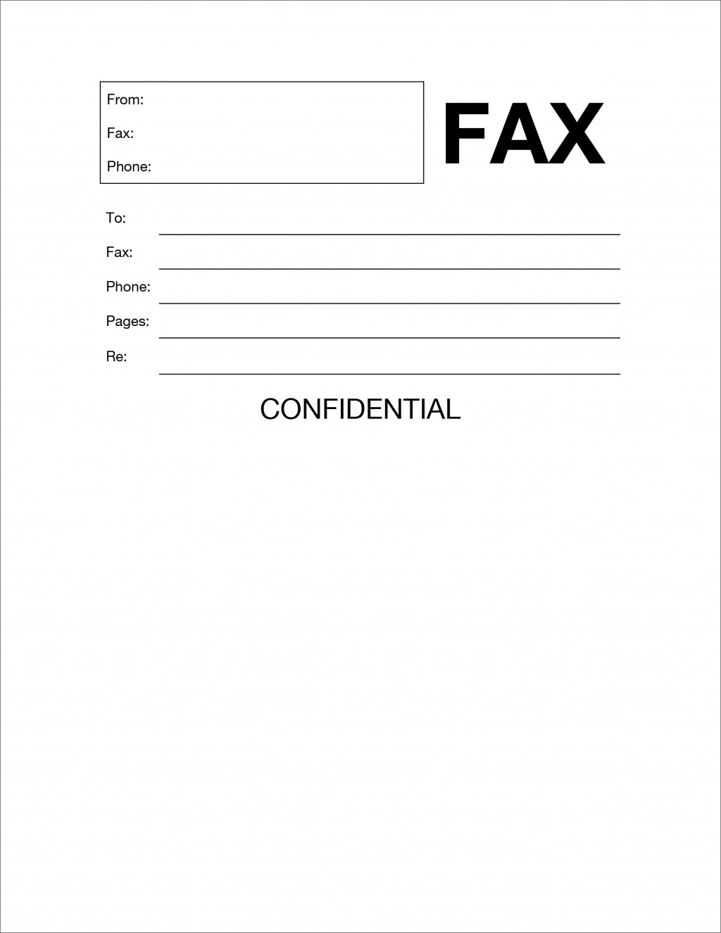 005 Stirring Fax Template Microsoft Word Photo  Cover Sheet 2010 Letter BusinesLarge