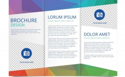 005 Stirring Free Tri Fold Brochure Template Sample  Photoshop Illustrator Microsoft Word 2010