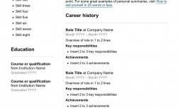 005 Stirring Make A Resume Template High Def  How To Good Cv Example Create For Free