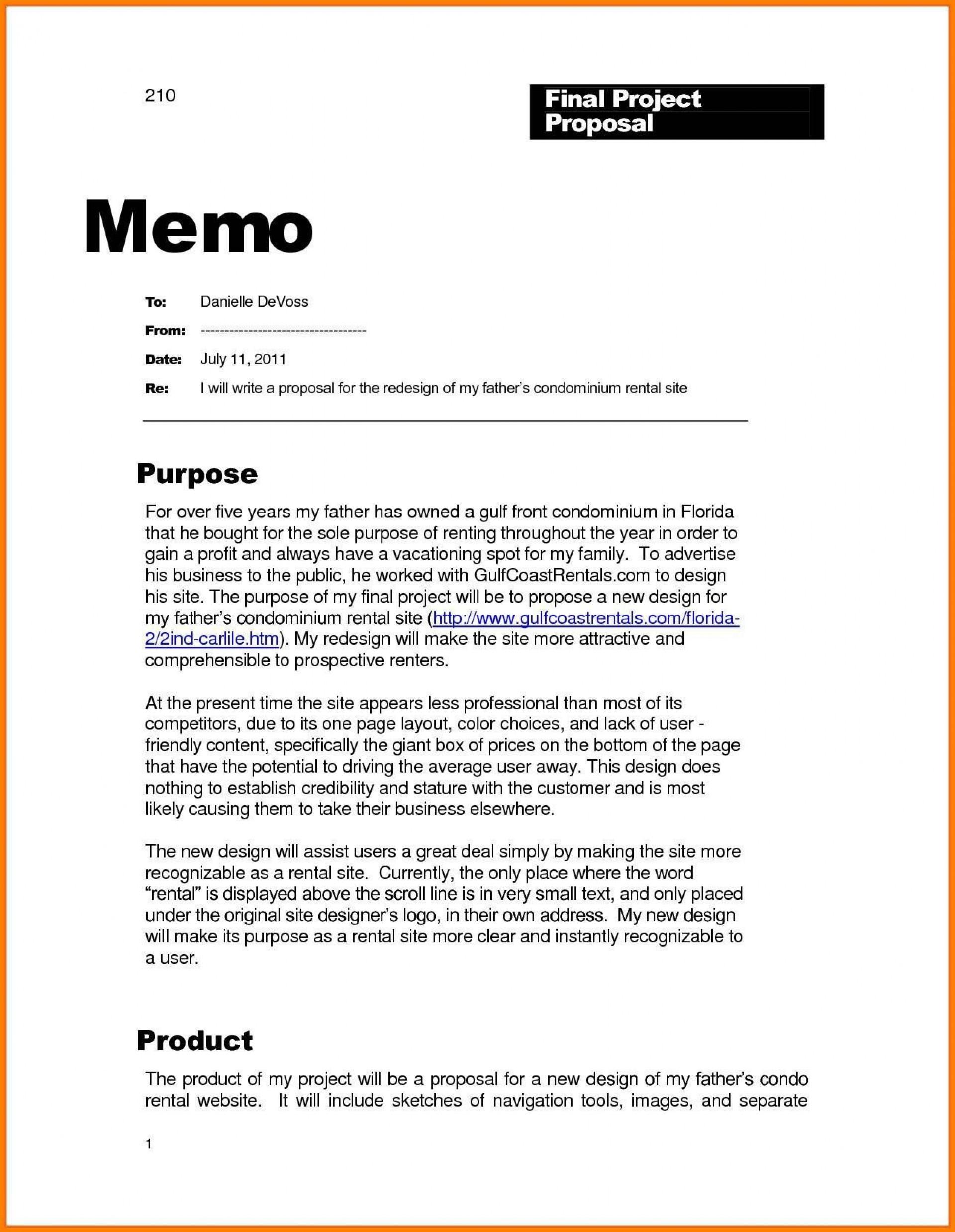 005 Stirring Microsoft Word Busines Memo Template Sample 1920