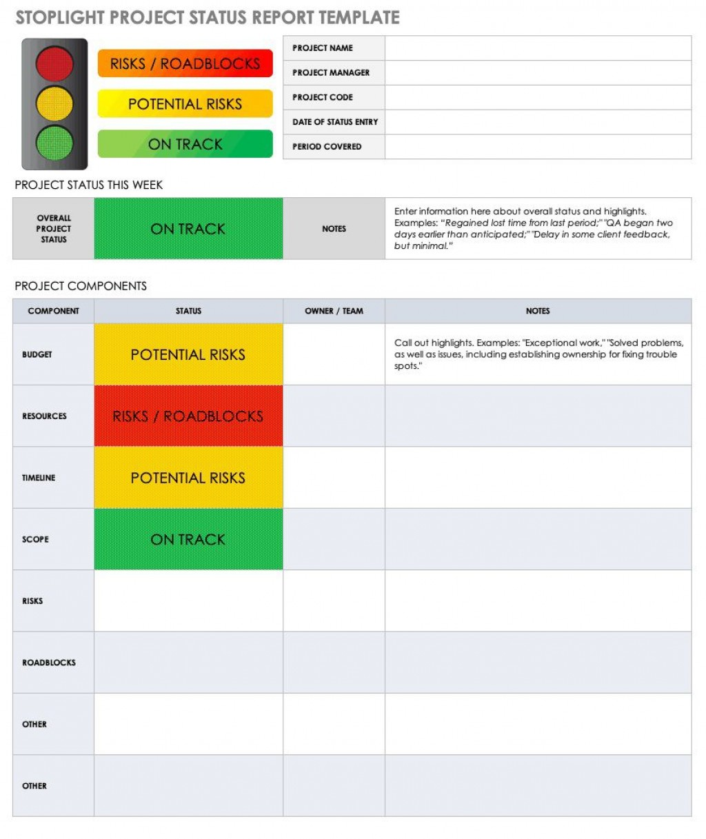 005 Stirring Project Statu Report Template Excel Photo  Free Progres Format XlLarge