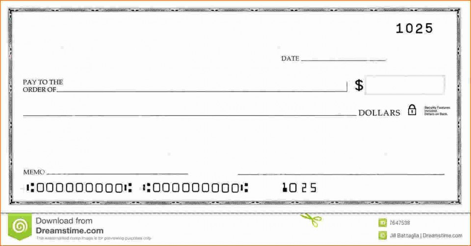 005 Stirring Quickbook Check Template Word Idea 960