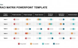005 Stirring Role And Responsibilitie Matrix Template Powerpoint Highest Clarity