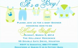 005 Striking Baby Shower Invite Template Word Highest Clarity  Work Invitation Wording Sample Format In M Free Microsoft