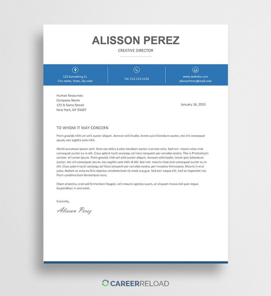 Free Cover Letter Template Word Doc from www.addictionary.org