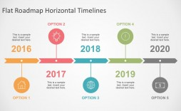 005 Striking Powerpoint Timeline Template Free Download Idea  Project History